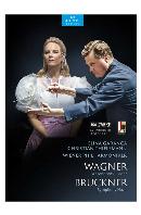 WAGNER: WESENDONCK LIEDER & BRUCKNER: SYMPHONY NO.4/ ELINA GARANCA [틸레만과 가랑차의 브루크너: 교향곡 4번 &  바그너: 베젠동크 가곡집 ] [한글자막]