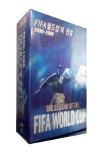 FIFA 월드컵의 전설 박스세트 1930-1998 [THE LEGEND OF THE FIFA WORLD CUP BOX SET]