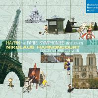 PARIS SYMPHONIES/ NIKOLAUS HARNONCOURT [하이든: 파리 교향곡집]