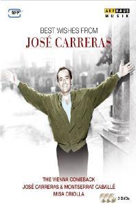 BEST WISHES FROM <!HS>JOSE<!HE> CARRERAS [호세 카레라스: 세 개의 실황 영상물]