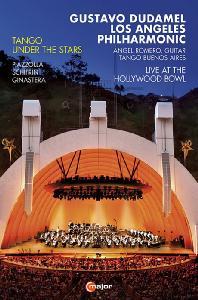 TANGO UNDER THE STARS/ ANGEL ROMERO, GUSTAVO DUDAMEL [2016년 두다멜과 LA필하모닉의 <별빛 아래의 탱고>]