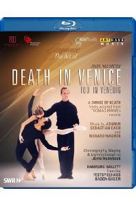 DEATH IN VENICE/ JOHN NEUMEIER [존 뉴마이어의 발레: 베니스에서의 죽음]