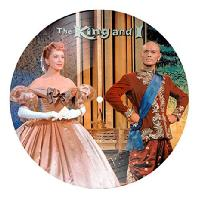 KING AND I [PICTURE DISC LP] [왕과 나] [한정반]