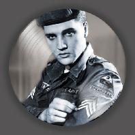 G.I. BLUES: ELVIS PRESLEY [PICTURE DISC LP] [지 아이 블루] [한정반]