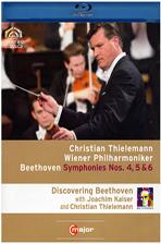 SYMPHONIES NOS.4,5 & 6/ <!HS>CHRISTIAN<!HE> THIELEMANN [틸레만과 빈 필하모닉의 베토벤 교향곡 전집 VOL.2]