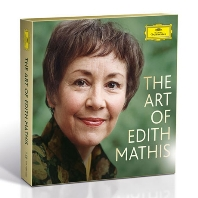 THE ART OF EDITH MATHIS [에디트 마티스의 예술] [한정반]