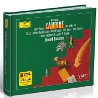 CANDIDE/ LEONARD BERNSTEIN [2CD+DVD] [번스타인: 캔디드] [양장 한정반]