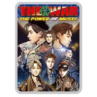 매칭카드게임팩 [THE WAR: THE POWER OF MUSIC]