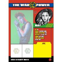 스티키노트 [KAI] [THE WAR: THE POWER OF MUSIC]