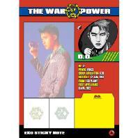 스티키노트 [D.O.] [THE WAR: THE POWER OF MUSIC]