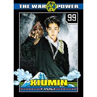 3D렌티큘러 엽서세트 [XIUMIN] [THE WAR: THE POWER OF MUSIC]