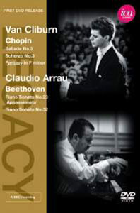 BALLADE NO.3 & PIANO SONATA NO.23/ VAN CLIBURN