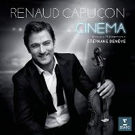 CINEMA/ STEPHANE DENEVE [르노 카퓌송: 시네마] [재발매]