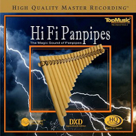 HI FI PANPIPES: THE MAGIC SOUND OF PANPIPES [HQCD] [하이파이 팬파이프]