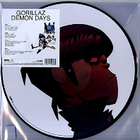 DEMON DAYS [PICTURE DISC LP] [한정반]