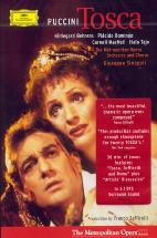 TOSCA/ <!HS>HILDEGARD<!HE> BEHRENS, PLACIDO DOMINGO, GUISEPPE SINOPOLI
