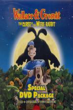 월래스와 그로밋 2: 거대토끼의 저주-점토+잉글리쉬북 3종세트 [WALLACE & GROMIT 2: THE CURSE OF THE WERE-RABBIT]