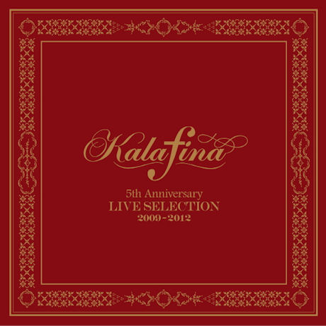 5TH ANNIVERSARY LIVE SELECTION 2009-2012