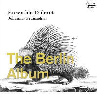 THE BERLIN ALBUM/ JOHANNES PRAMSOHLER [베를린 앨범: 트리오 소나타집 - 앙상블 디드로, 프람조흘러]