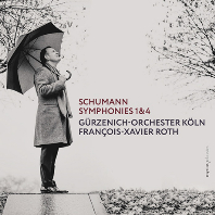 SYMPHONIES NOS.1 & 4/ FRANCOIS-XAVIER ROTH [SACD HYBRID] [슈만: 교향곡 1번 '봄', 4번(1841년) - 프랑수아 자비에 로트]