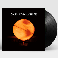COLDPLAY - PARACHUTES [LP][수입]*