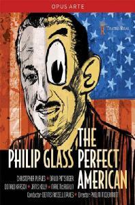 THE PERFECT AMERICAN/ DENNIS RUSSELL DAVIES [글래스: 퍼펙트 아메리칸]