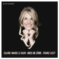 JOIES DE L`AME/ CLAIRE-MARIE LE GUAY [리스트: 영혼의 기쁨 - 피아노 작품집   클레르 마리 르 게]