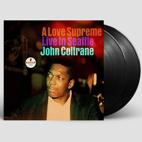 A LOVE SUPREME: LIVE IN SEATTLE [LP]