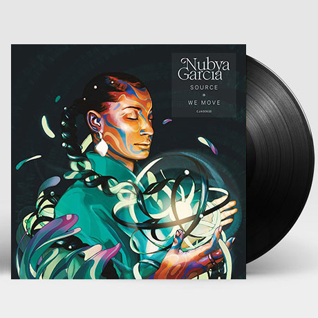 SOURCE + WE MOVE [LP]