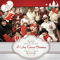 A VERY SPECIAL CHRISTMAS: 2014 CHROME FAMILY [CD+DVD]