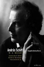 "SYMPHONY NO.35 IN D MAJOR ""HAFFNER"" & CHROMATIC FANTASIA/ <!HS>ANDRAS<!HE> SCHIFF [모차르트: 교향곡 35번, 피아노 협주곡 20번 & 바흐: 반음계 환상곡과 푸가 - 안드라스 쉬프]"