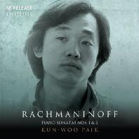 RACHMANINOFF: PIANO SONATAS NOS.1 & 2 [라흐마니노프: 피아노 소나타] [재발매 컬렉션]
