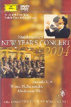 NEW YEAR`S CONCERT 2004/ RICCARDO MUTI [빈 신년 음악회 2004: 리카르도 무티]