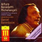ROBERT SCHUMANN/ CLAUDE DEBUSSY - PIANO CONCERTO/ ARTURO BENEDETTI MICHELANGELI  DANIEL BARENBOIM