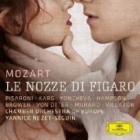 LE NOZZE DI FIGARO/ YANNICK NEZET-SEGUIN [모차르트: 피가로의 결혼]