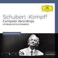 COMPLETE RECORDINGS O DG/ WILHELM KEMPFF [COLLECTORS EDITION] [빌헬름 켐프: 슈베르트 도이치 그라모폰 녹음 전집]