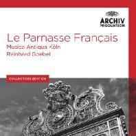 LE PARNASSE FRANCAIS/ MUSICA ANTIQUA KOLN, REINHARD GOEBEL [COLLECTORS EDITION] [라인하르트 괴벨: 프랑스 바로크 작품집]