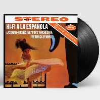 HI-FI A LA ESPANOLA/ FREDERICK FENNELL [LP] [이스트만 로체스트 팝스 오케스트라: 하이 파이 에스파뇰라]