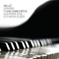 PIANO CONCERTOS/ SUNWOOK KIM, MARK ELDER [브람스: 피아노 협주곡 1, 2번 - 김선욱 & 마크 엘더]