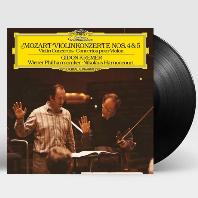 VIOLIN CONCERTOS NOS.4 & 5/ GIDON KREMER, NIKOLAUS HARNONCOURT [LP] [모차르트: 바이올린 협주곡 4, 5번 - 크레머 & 아르농쿠르]