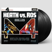 HEATH VS ROS: SWING VS LATIN [PHASE 4 STEREO] [180G LP]