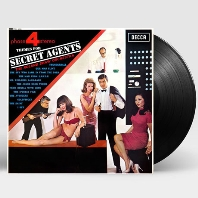 THEMES FOR SECRET AGENTS [PHASE 4 STEREO] [180G LP]