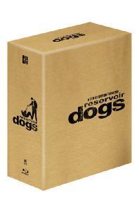 저수지의 개들 박스세트 [스틸북 한정판] [RESERVOIR DOGS]