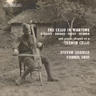THE CELLO IN WARTIME/ CONNIE SHIH [SACD HYBRID] [스티븐 이설리스: 전시의 첼로]