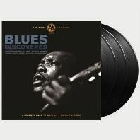 BLUES DISCOVERED: 3 ALBUMS 6 ARTISTS [LP]