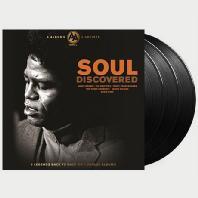 SOUL DISCOVERED: 3 ALBUMS 6 ARTISTS [LP]