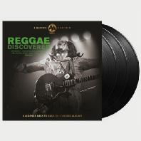 REGGAE DISCOVERED: 3 ALBUMS 6 ARTISTS [LP]