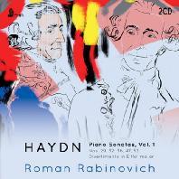PIANO SONATAS VOL.1/ ROMAN RABINOVICH [하이든: 피아노 소나타 작품 1집 - 로만 라비노비치]