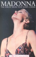 MADONNA/ THE GIRLIE SHOW/ LIVE DOWN UNDER