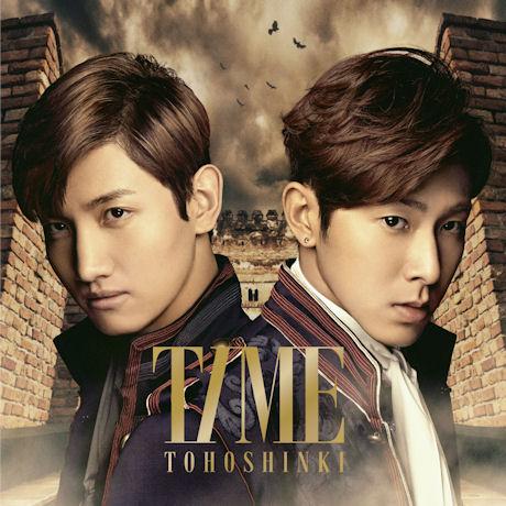 TIME [CD+DVD] [초회한정반 A버전]